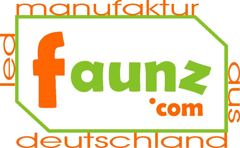 Steve Groß - faunz _com Onlineshop - LED Manufaktur aus Deutschland!-Logo
